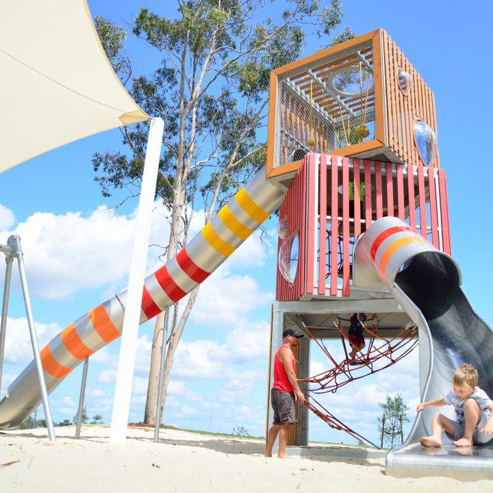Parc Greenstone, Australie