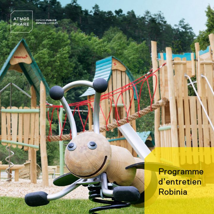 Programme d'entretien Robinia