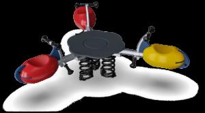 Blazer module de jeu Kompan Atmosphäre