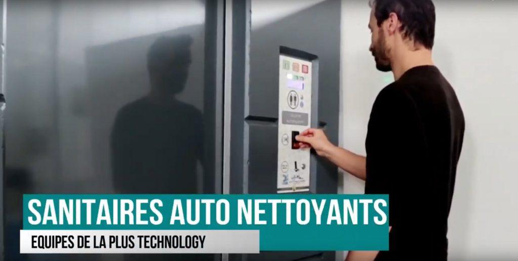 Vidéo Toilitech FR