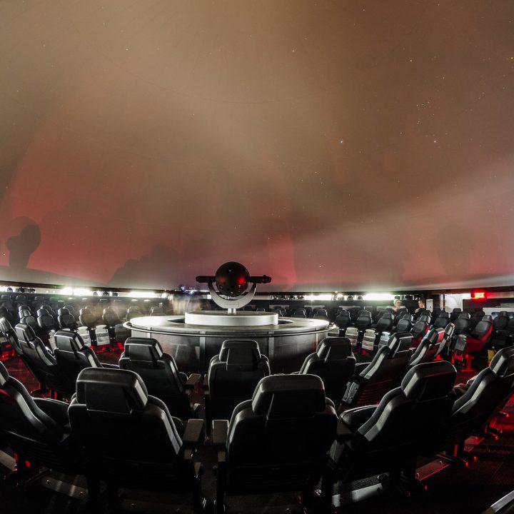 Planetarium de Montréal