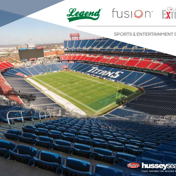 Hussey Seating – Sports & Entertainment