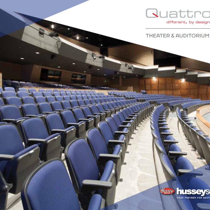 Hussey Seating – Quattro