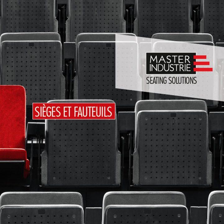 Master Industrie – Sièges et Fauteuils