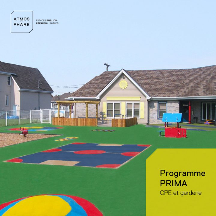 Programme PRIMA – CPE et garderie