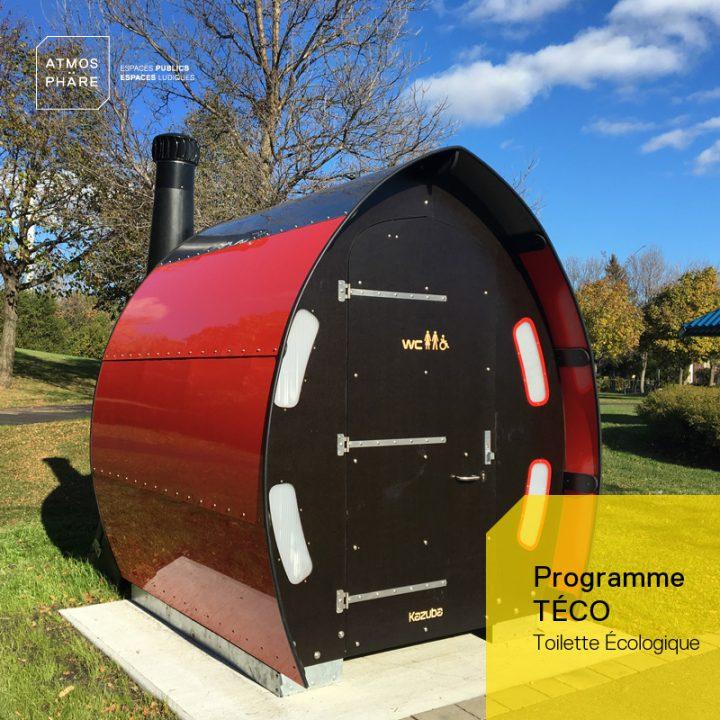 Programme TÉCO – Toilette Écologique