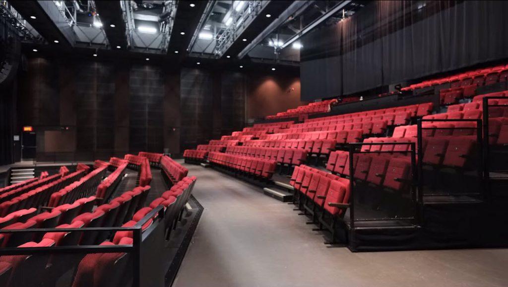Salle de spectacle Munispec Mont-Laurier