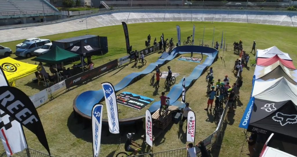 Bikette Riders Pumptrack Contest