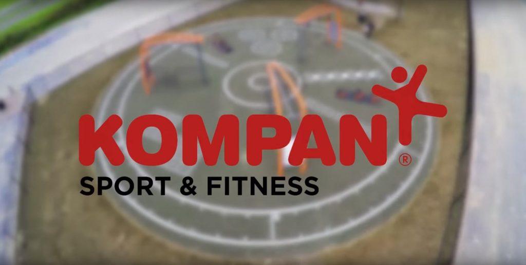 Kompan Sport en Fitness - Cross Systems
