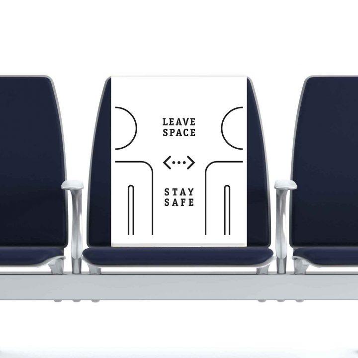 Couvre-sièges temporaires