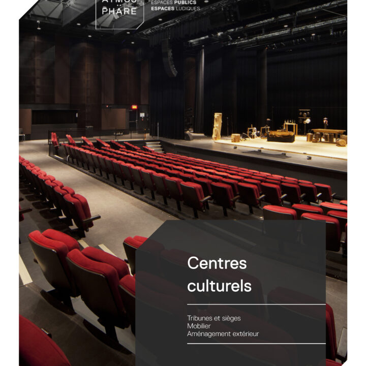 Centres culturels – Brochure Atmosphäre