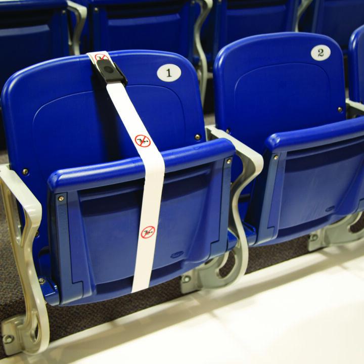 Bande pour sièges