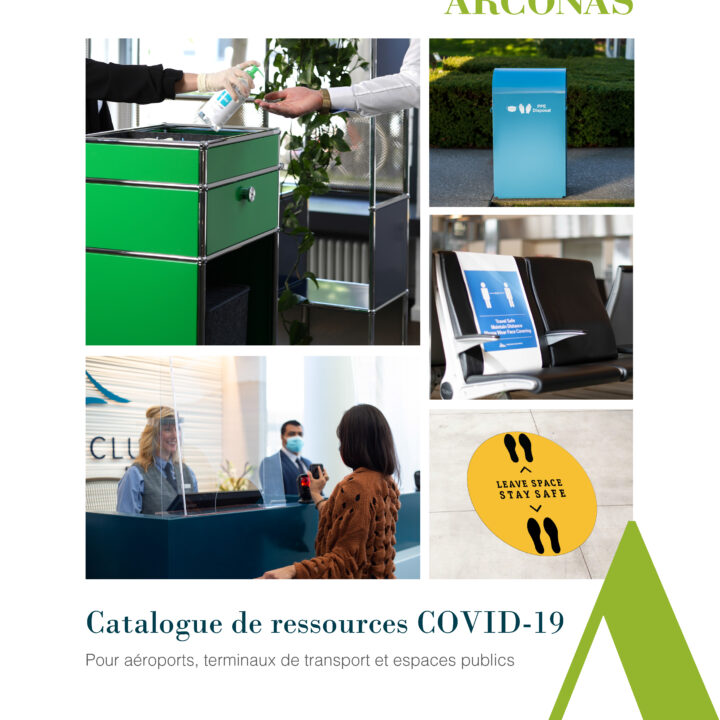 Ressources COVID-19 d'Arconas