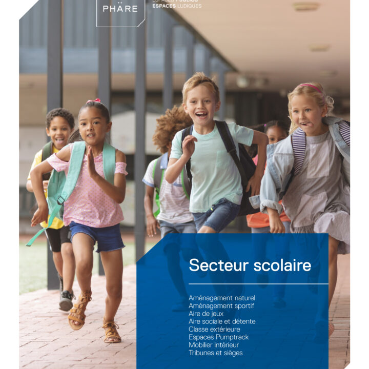 Secteur scolaire | Brochure Atmosphäre