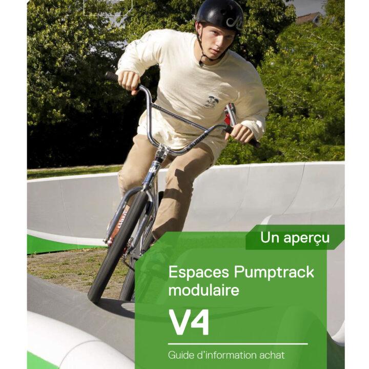Espace Pumptrack modulaire V4