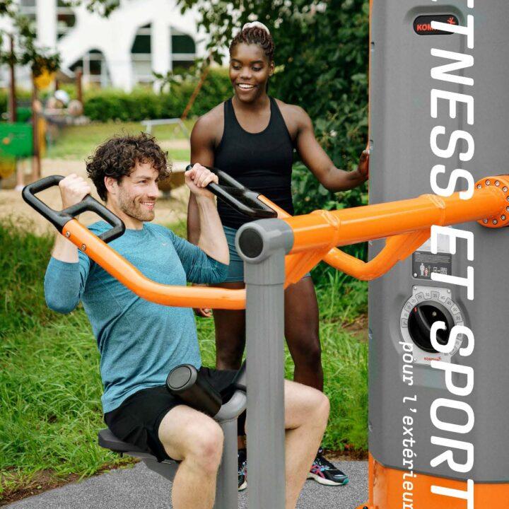 Fitness Extérieur Kompan – 2021