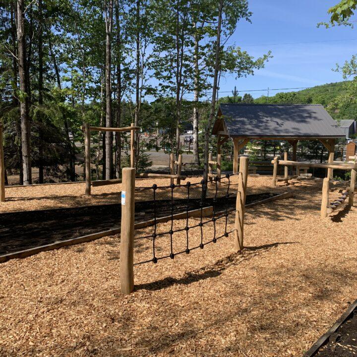 Parc du Lac-Delage
