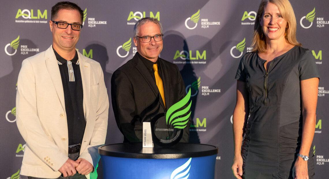 Prix Excellence pour notre Toilette écologique