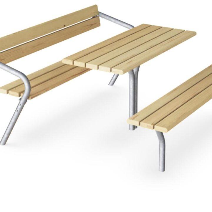 Pack Table + Banc Agora 1